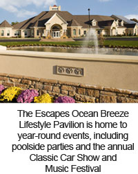 The Escapes Ocean Breeze clubhouse